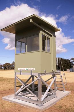 Steriline observation box